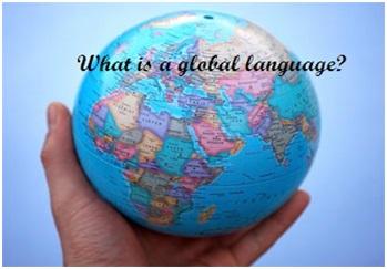 ENGLISH AS A GLOBAL LANGUAGE - English as a world language